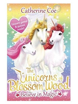 Unicorns of Blossom Wood